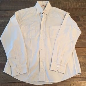 Barena men's long sleeve button up